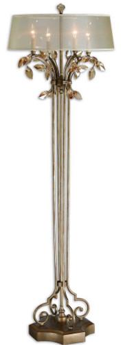 Alenya Floor Lamp by Uttermost