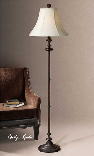 Arnett Floor Lamp by Uttermost