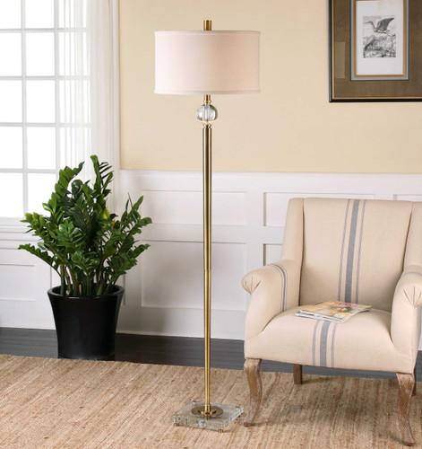 Mesita Floor Lamp by Uttermost
