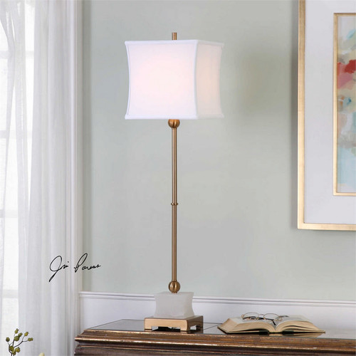 Liano Buffet Lamp by Uttermost
