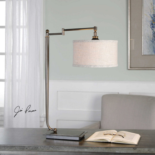Lamine Buffet Lamp by Uttermost