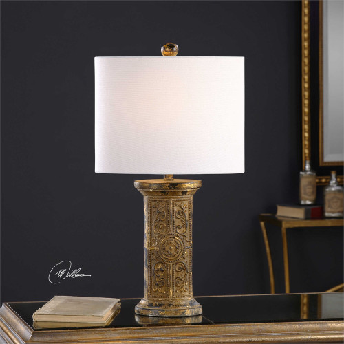Latina Accent Lamp - by Uttermost