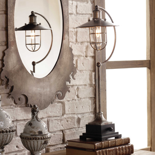 Toledo Accent Lamp by Uttermost
