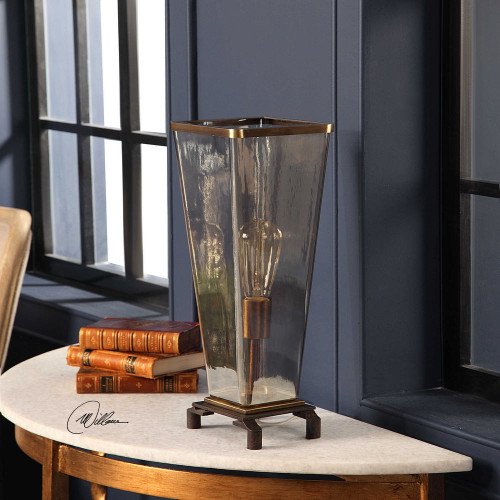 Emidio Accent Lamp by Uttermost