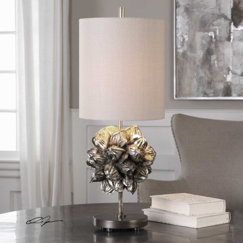 Nipa Palm Accent Lamp by Uttermost