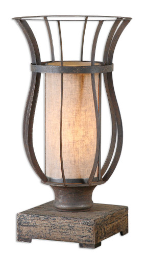Minozzo Accent Lamp by Uttermost