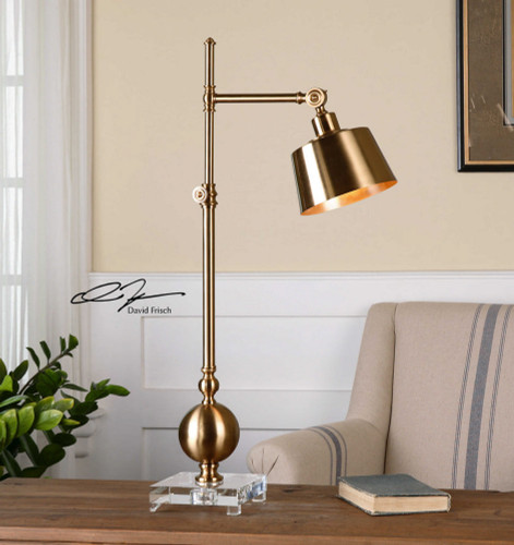 Laton Task Lamp by Uttermost