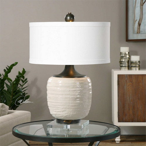 Alfeios Table Lamp by Uttermost