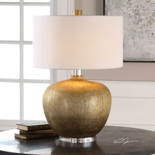 Leonida Table Lamp by Uttermost