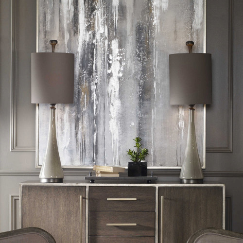 Arona Buffet Lamp by Uttermost