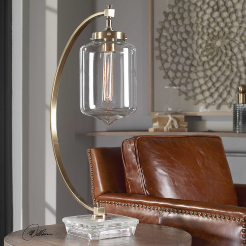 Revere Accent Lamp by Uttermost