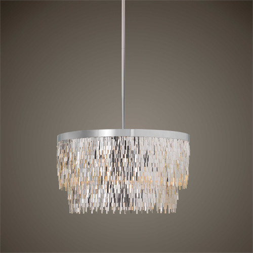 Millie 6 Lt. Pendant - by Uttermost