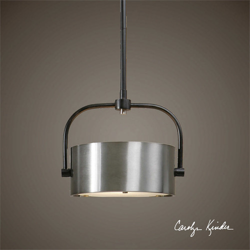 Belding 1-Lamp Mini Ceiling Pendant Light by Uttermost