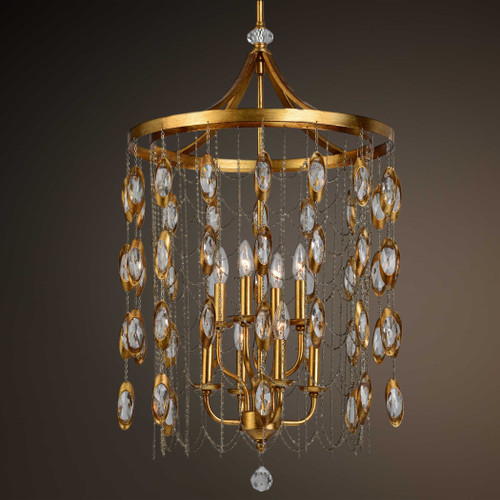 Rideau 8 Lt. Chandelier by Uttermost