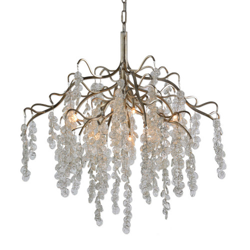 Boreas7 Lt. Chandelier by Uttermost