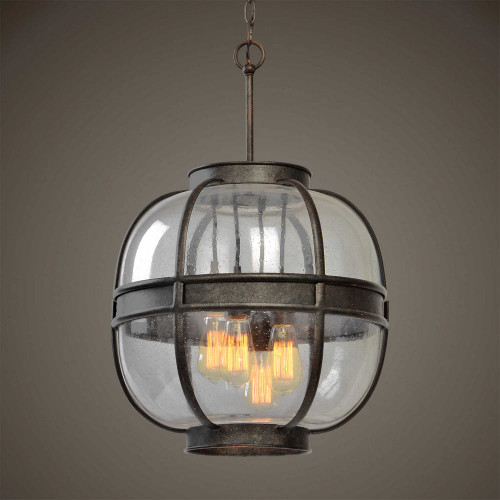 Cape Cod 4 Lt. pendant by Uttermost