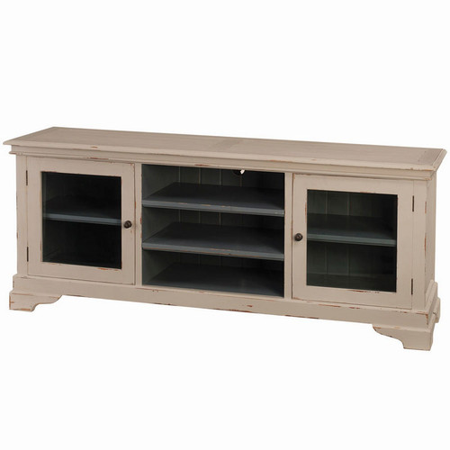 Burns Plasma TV Stand - Size: 75H x 180W x 51D (cm)
