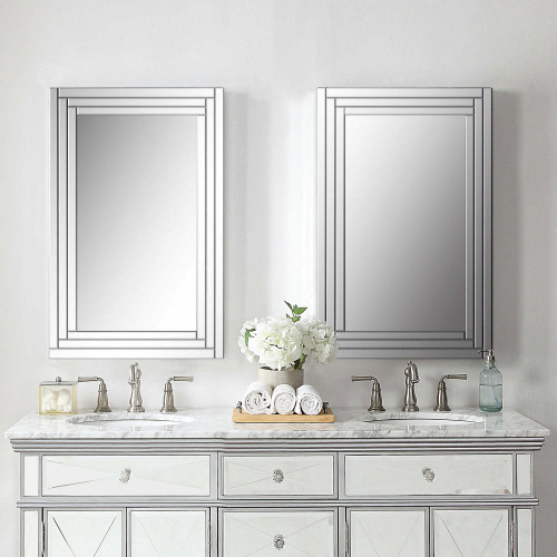 Alanna Vanity Mirror by Uttermost