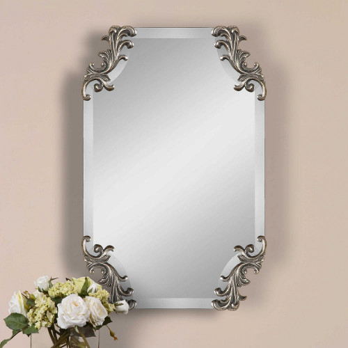 Andretta Vanity Mirror by Uttermost