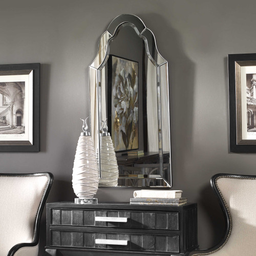 Hovan Arch Mirror by Uttermost