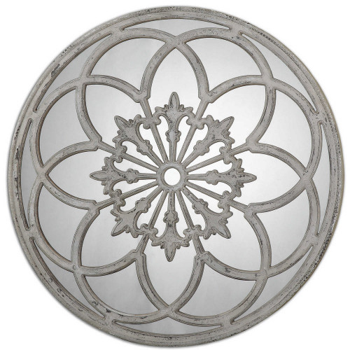 Conselyea Mirrored Wall Decor by Uttermost