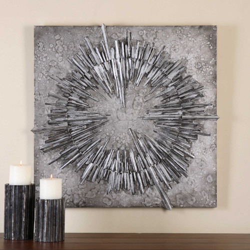 Nebulus Wall Decor by Uttermost