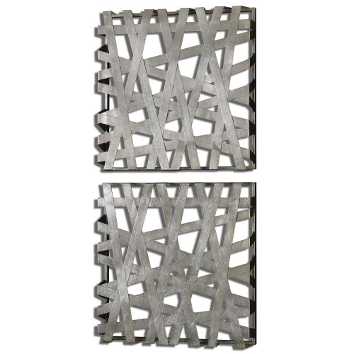 Alita Metal Wall Decor S/2 by Uttermost