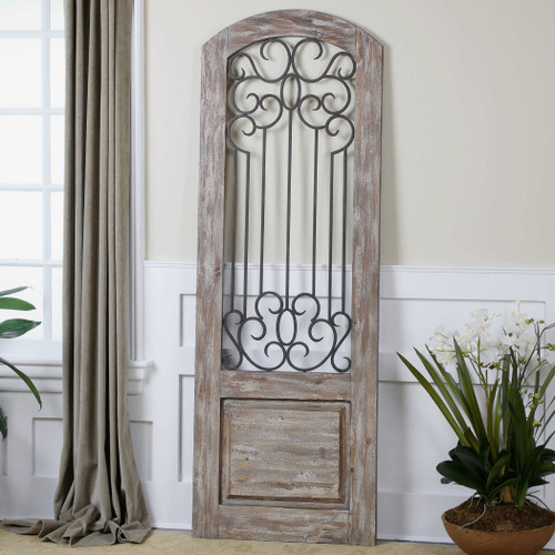 Mulino Wood Wall Decor by Uttermost