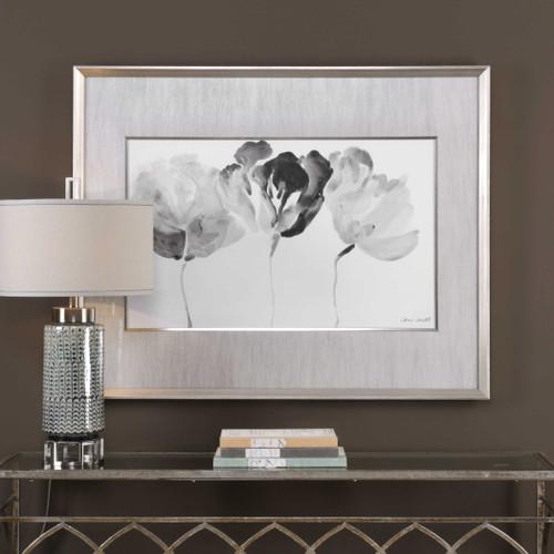 Trio In Light Framed Print by Uttermost