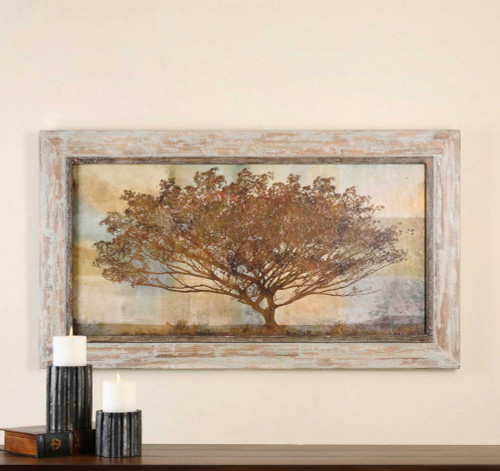 Autumn Radiance Sepia Oil Reproduction OR by Uttermost