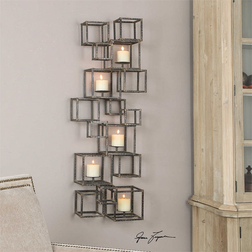Silvestro Wall Sconce Wall Decor a Alternative Wall Decor by Uttermost