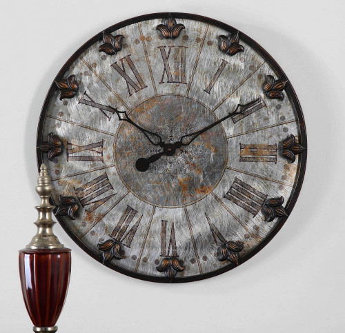 Artemis Wall Clock by Uttermost
