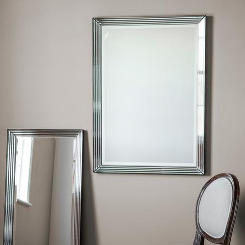 Exeter mirror - bevelled frame - 70 x 40 x 100