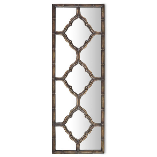 Chinois Mirror - Size: 124H x 43W x 5D (cm)