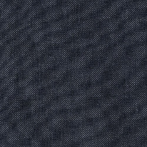 LN109 Navy Blue Linen by Bramble Co