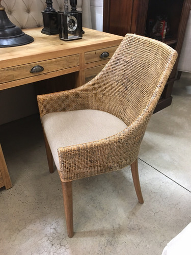 Cuban Armchair - Honey