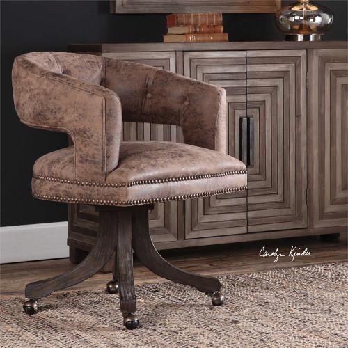 Waylon Accent Chair by Uttermost