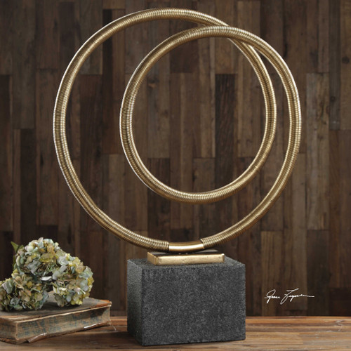 Oja Sculpture by Uttermost
