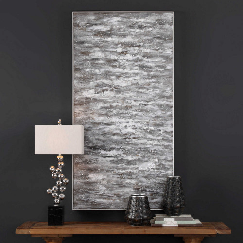 Feelings Hand Painted Canvas by Uttermost
