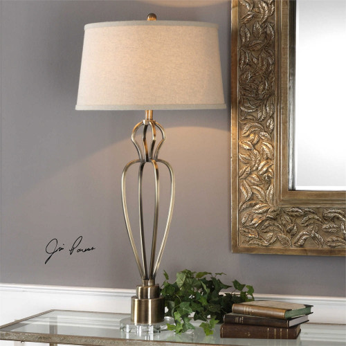 Wallonia Lamp by Uttermost
