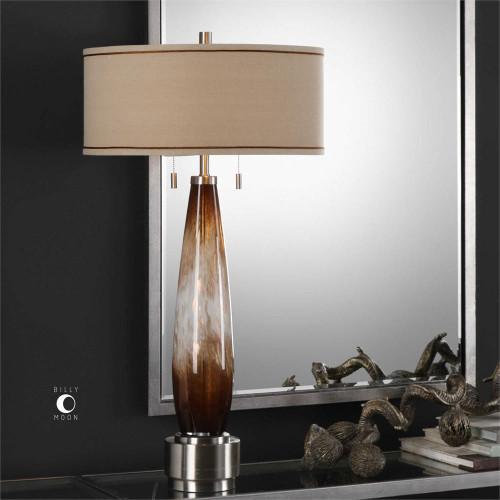 Garonne Lamp by Uttermost