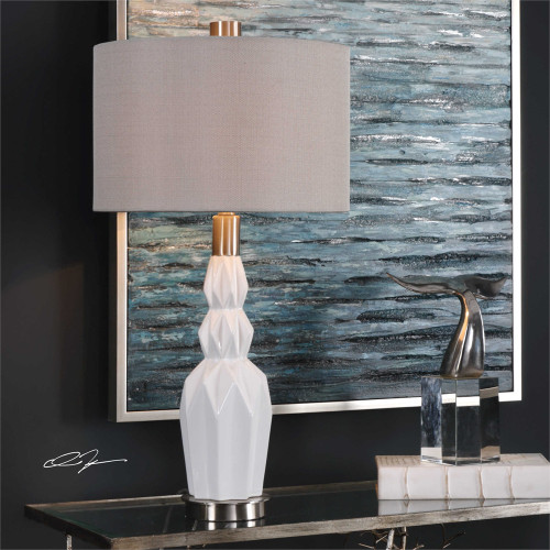 Cabret Table Lamp - by Uttermost
