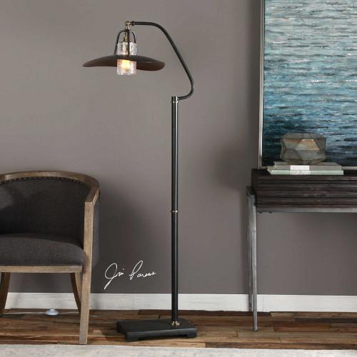 Arkutino Floor Lamp by Uttermost