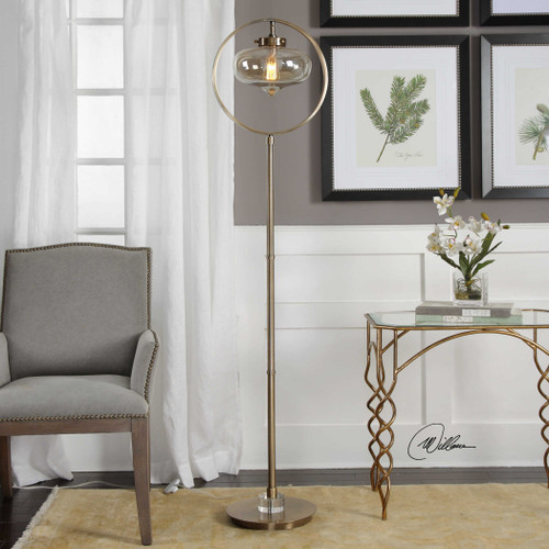 Namura Floor Lamp by Uttermost