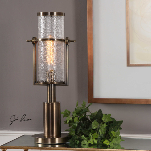 Marrave Accent Lamp by Uttermost