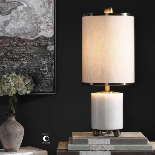 Meelagh Accent Lamp by Uttermost