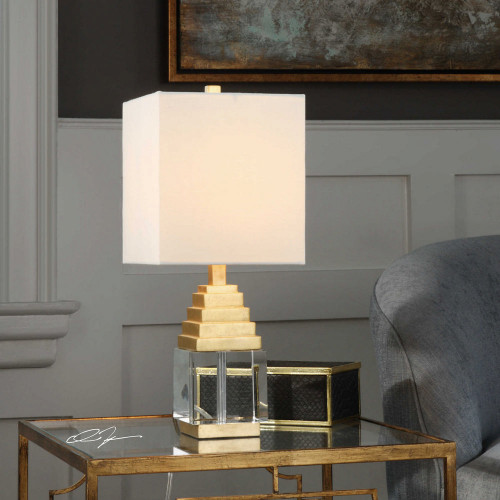 Anubis Accent Lamp by Uttermost