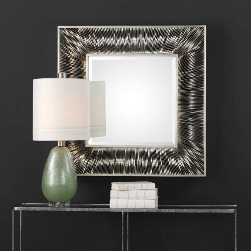 Jacenia Square Mirror by Uttermost