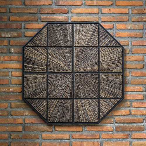 Bursting Forth Wood Wall Decor by Uttermost