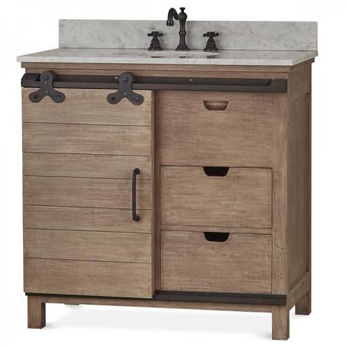 Sonoma Single Vanity - Size: 93H x 93W x 51D (cm)